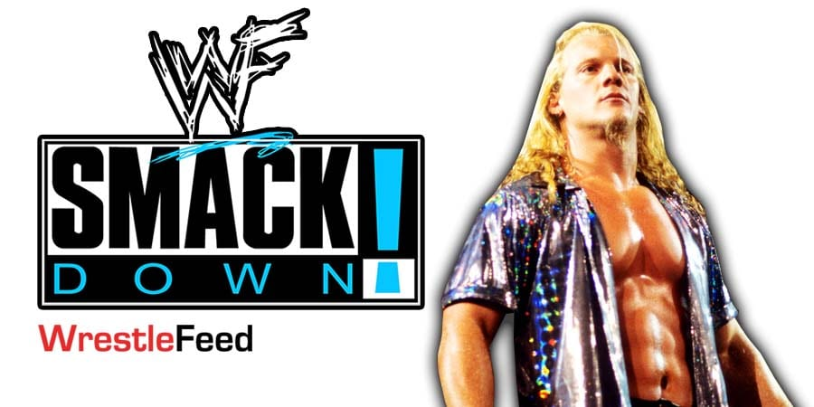 Chris Jericho SmackDown Article Pic 1 WrestleFeed App