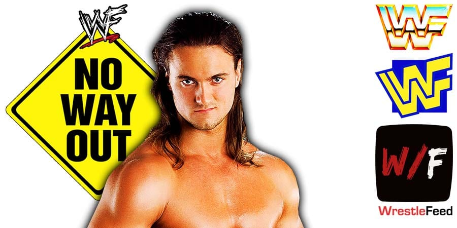 Drew McIntyre Elimination Chamber 2021 No Way Out WrestleFeed App