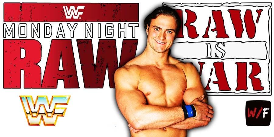 Drew McIntyre RAW Article Pic 3 WrestleFeed App