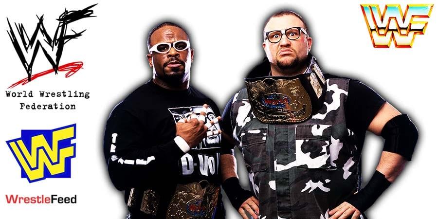 Dudley Boyz - Bubba Ray & Devon - Bully Ray & D-Von Article Pic 2 WrestleFeed App
