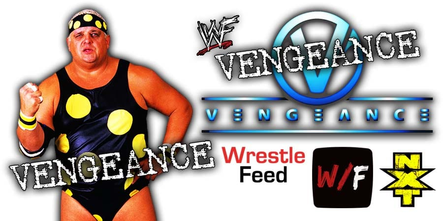 Dusty Rhodes Tag Team Classic NXT TakeOver Vengeance Day WrestleFeed App