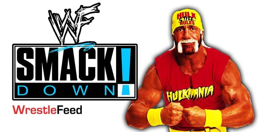 Hulk Hogan SmackDown Article Pic 2 WrestleFeed App