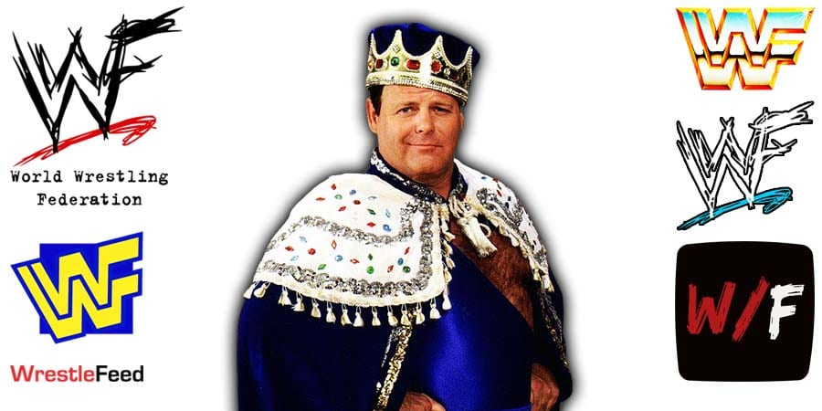 Jerry Lawler The King Article Pic 2 WrestleFeed App