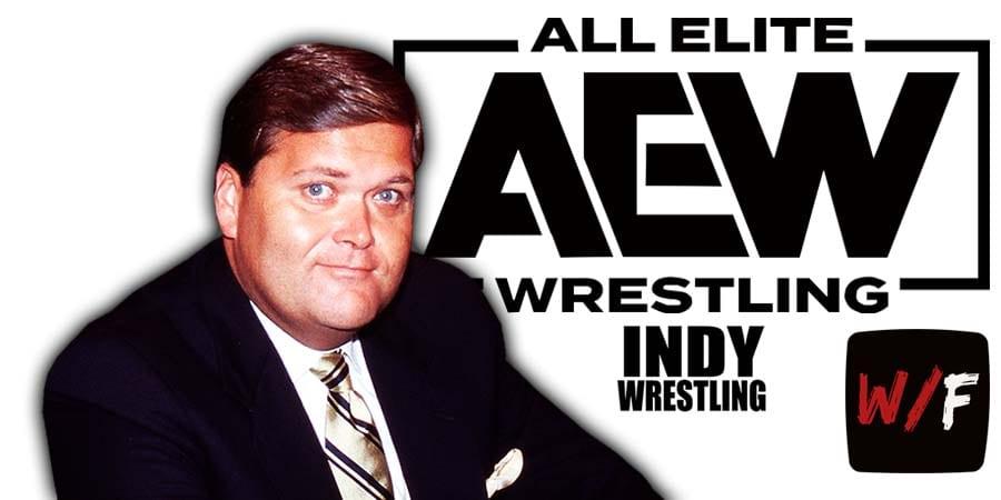 Jim Ross AEW All Elite Wrestling Article Pic 2 WrestleFeed App