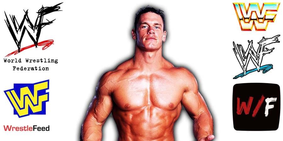 John Cena WrestleFeed App Article Pic 7