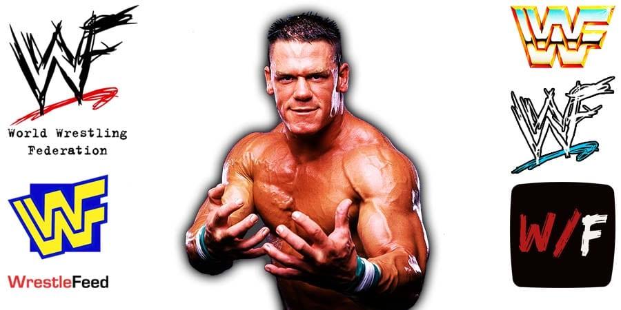 John Cena WrestleFeed App Article Pic 8