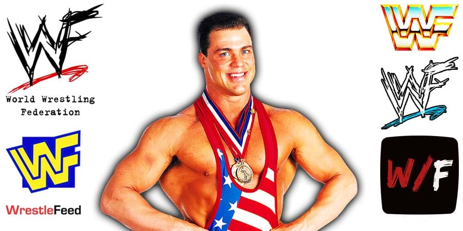 Kurt Angle Article Pic 8 WrestleFeed App