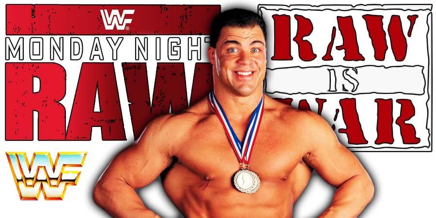 Kurt Angle RAW Article Pic 3