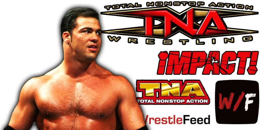 Kurt Angle TNA Impact Wrestling Article Pic 1 WrestleFeed App