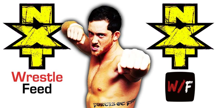 Kyle O'Reilly NXT Article Pic 2 WrestleFeed App