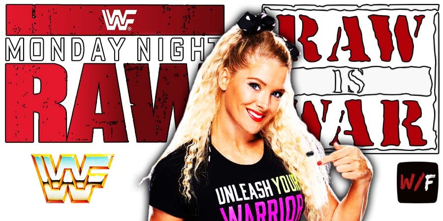Lacey Evans RAW Article Pic 1 WrestleFeed App