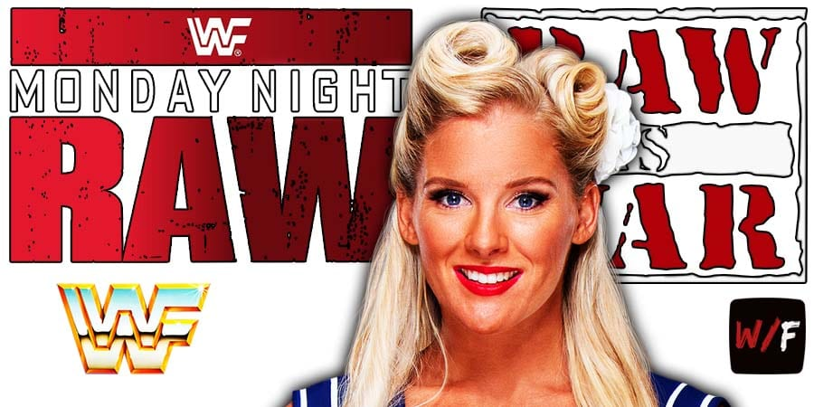 Lacey Evans RAW Article Pic 2 WrestleFeed App