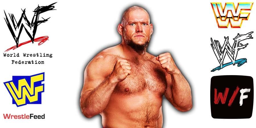 Lars Sullivan Article Pic 2 WrestleFeed App