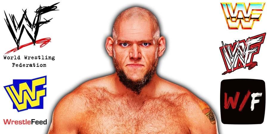 Lars Sullivan Article Pic 3 WrestleFeed App
