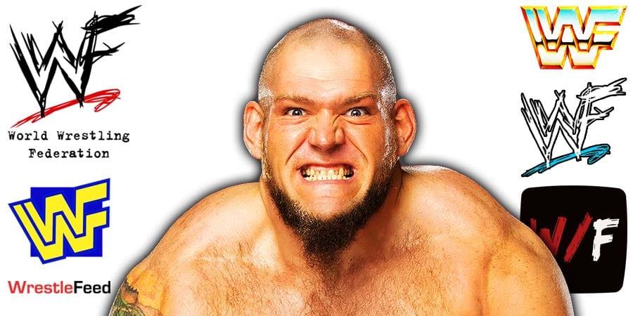 Lars Sullivan Article Pic 5 WrestleFeed App