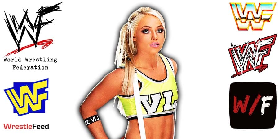 Liv Morgan 2017 Article Pic 2 WrestleFeed App
