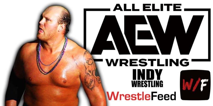 Luke Gallows - Festus - Doc Gallows AEW Article Pic 2 WrestleFeed App