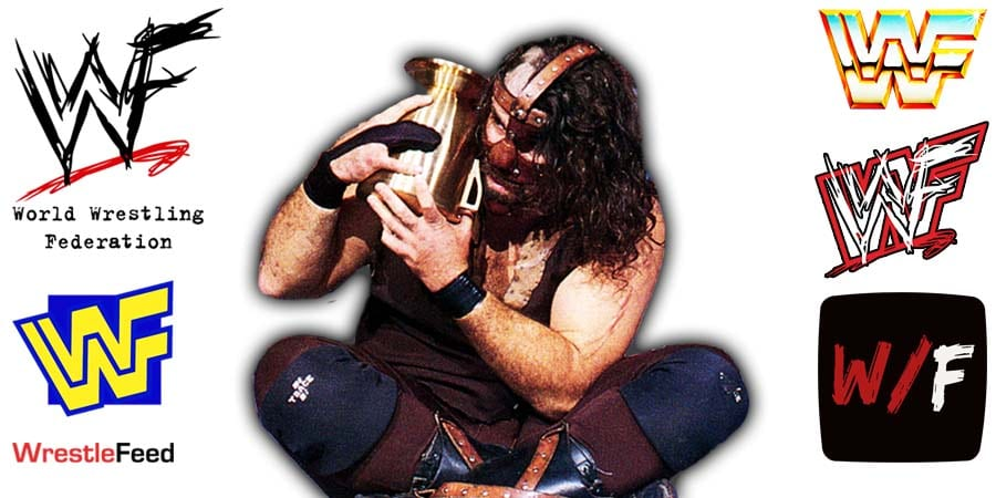 Mick Foley Cactus Jack Mankind Dude Love Article Pic 6 WrestleFeed App