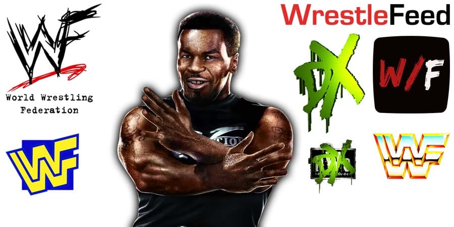 Mike Tyson DX D-Generation X Article Pic 6 WrestleFeed App