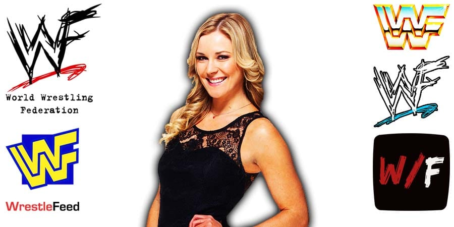 Renee Young 2013 Article Pic 5 WrestleFeed App
