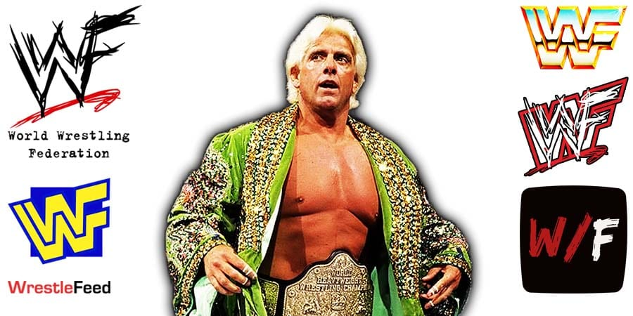 Ric Flair Article Pic 2 WrestleFeed App