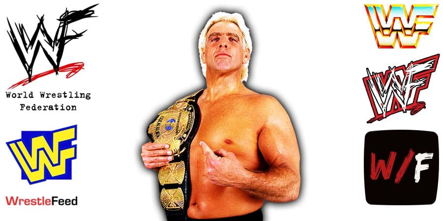 Ric Flair Article Pic 3 WrestleFeed App