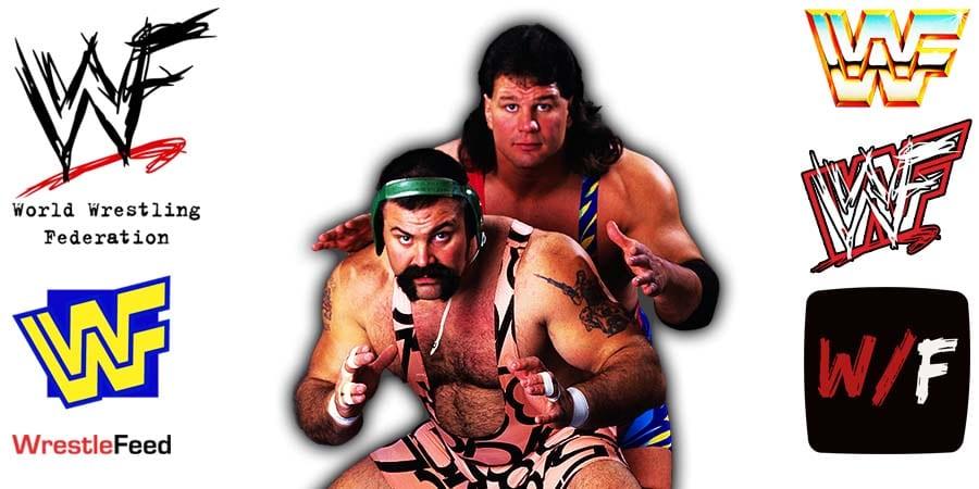 Rick Steiner & Scott Steiner - Steiner Brothers Article Pic 1 WrestleFeed App