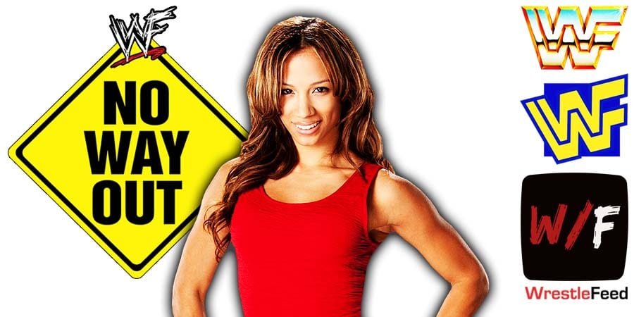 Sasha Banks Elimination Chamber 2021 No Way Out WrestleFeed App