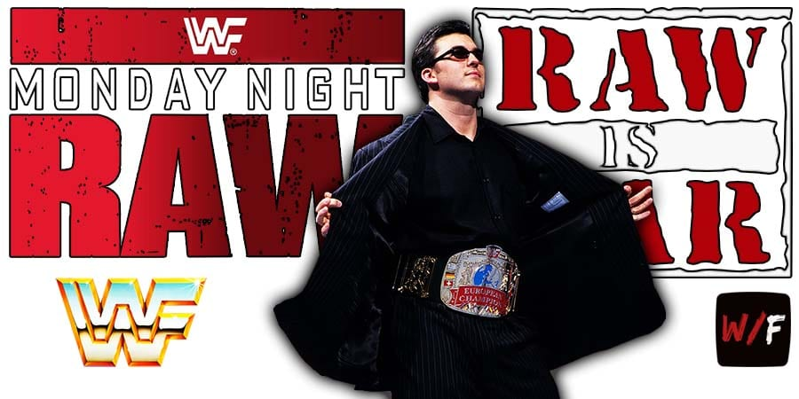 Shane McMahon RAW Article Pic 2 WrestleFeed App