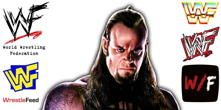 The Undertaker Ministry Of Darkness WWF 1999 Article Pic 22 WrestleFeed App
