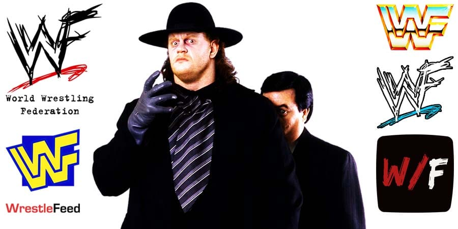 The Undertaker Paul Bearer Article Pic 21 WrestleFeed App