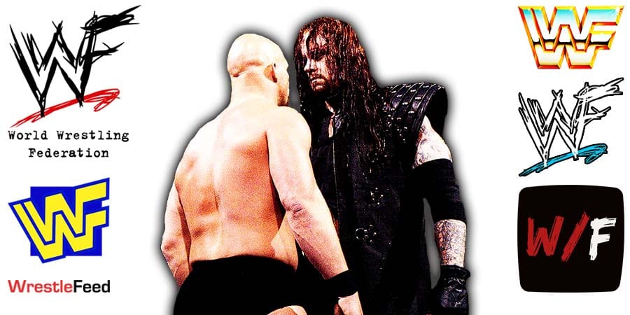 The Undertaker Stone Cold Steve Austin Article Pic 20 WrestleFeed App