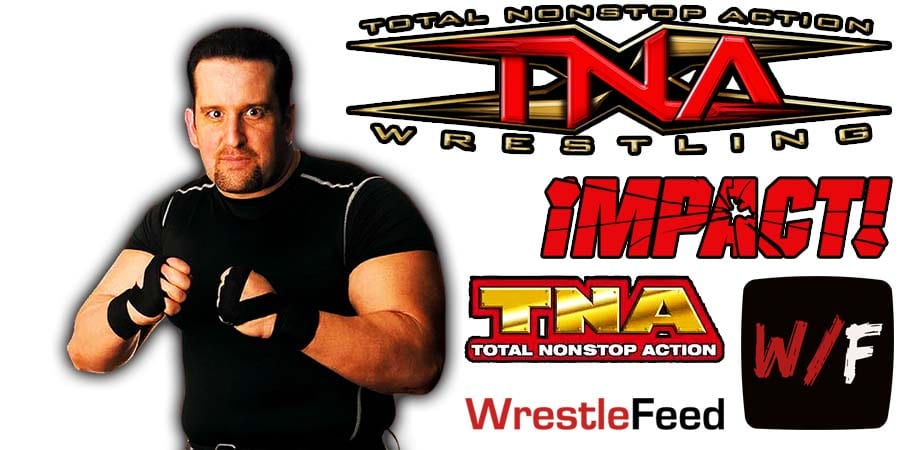 Tommy Dreamer TNA Impact Wrestling Article Pic 2 WrestleFeed App