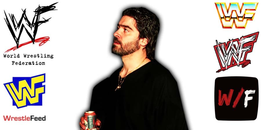 Vince Russo Article Pic 4 WrestleFeed App