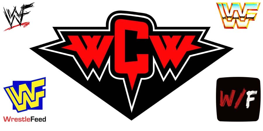 WCW World Championship Wrestling Logo Article Pic 3 WrestleFeed App