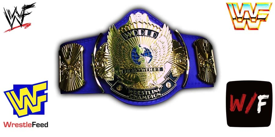 WWF Championship Title Article Pic 4 WrestleFeed App
