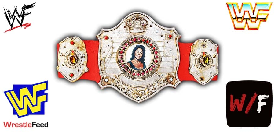 Women's Championship Title Article Pic 1 WrestleFeed App