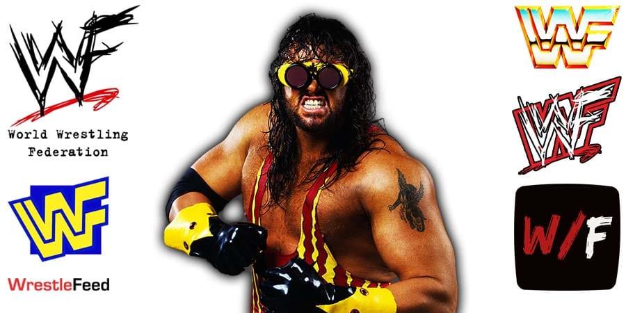 Adam Bomb - Bryan Clark - Wrath WWF Article Pic 1 WrestleFeed App