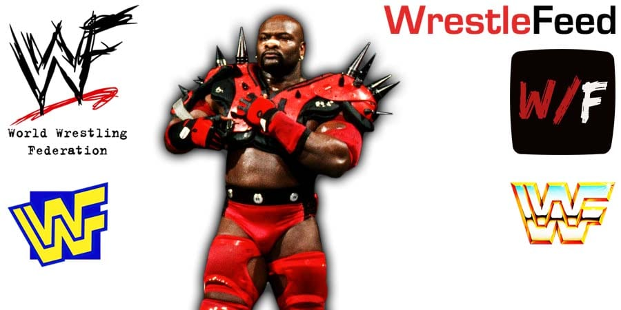Ahmed Johnson Article Pic 2 WrestleFeed App