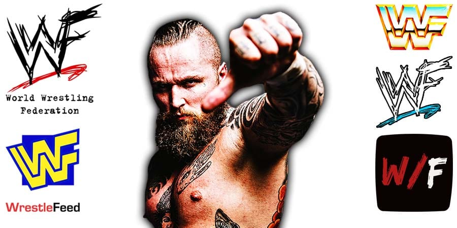 Aleister Black Article Pic 3 WrestleFeed App