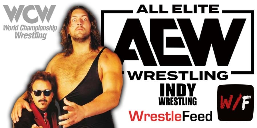 Big Show Paul Wight AEW All Elite Wrestling Article Pic 11 WrestleFeed App
