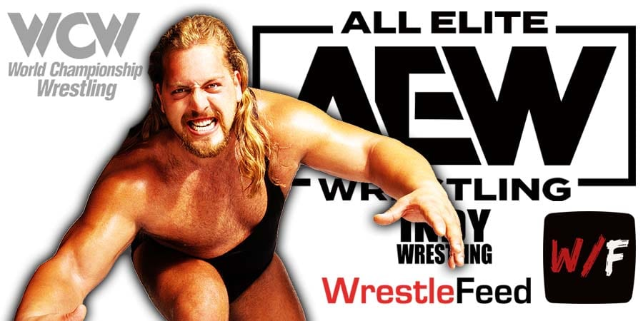 Big Show Paul Wight AEW All Elite Wrestling Article Pic 12 WrestleFeed App