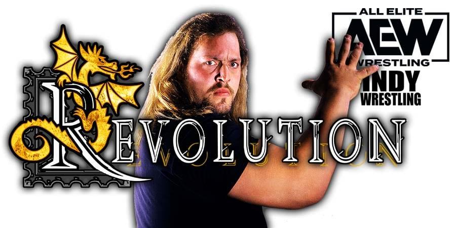 Big Show Paul Wight AEW Revolution 2021