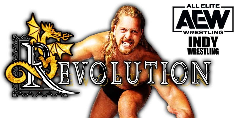 Big Show Paul Wight AEW Revolution PPV 2021
