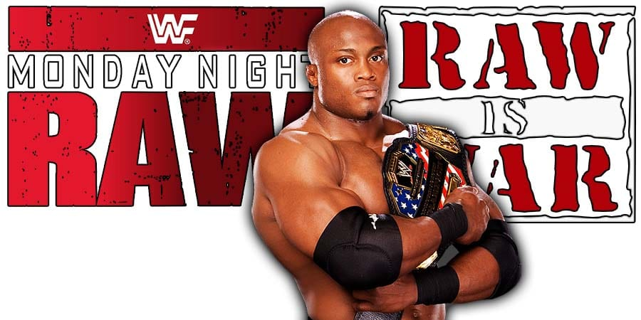 Bobby Lashley RAW Article Pic 3