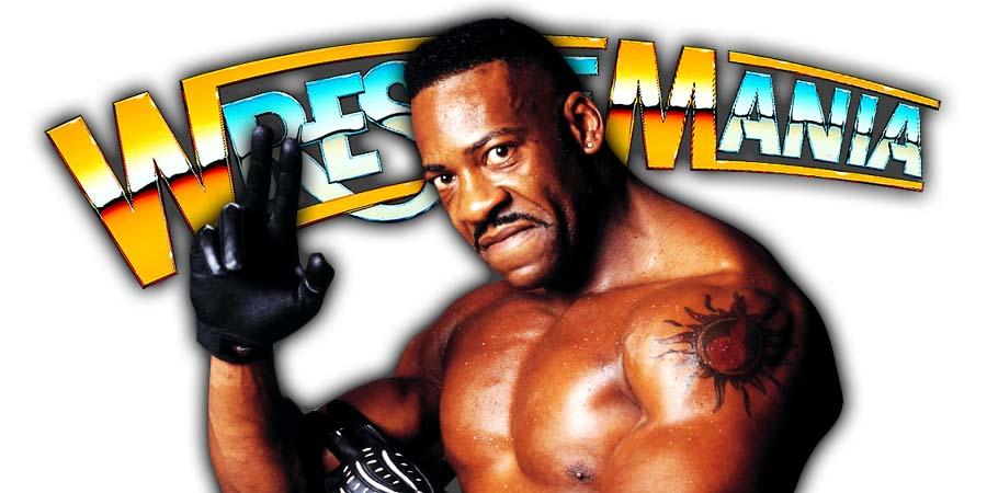 Booker T WrestleMania 37