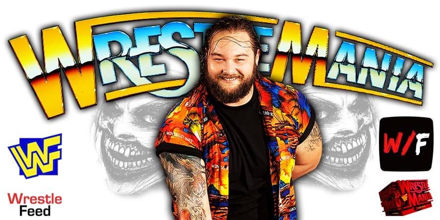Bray Wyatt Fiend WrestleMania 37 WrestleFeed App