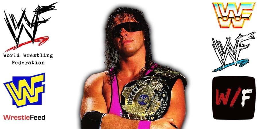 Bret Hart Article Pic 5 WrestleFeed App