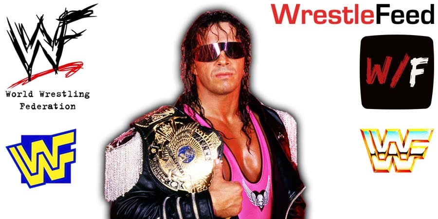 Bret Hart Article Pic 6 WrestleFeed App