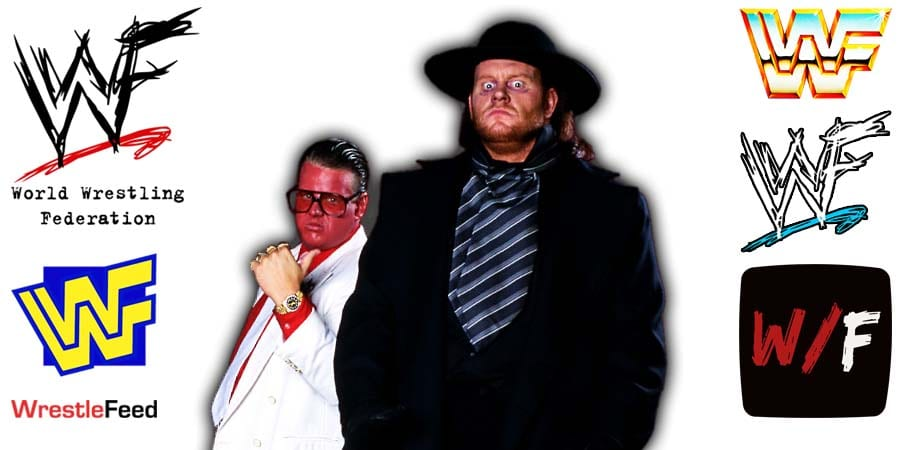 Brother Love Bruce Prichard The Undertaker Article Pic 2 WrestleFeed App